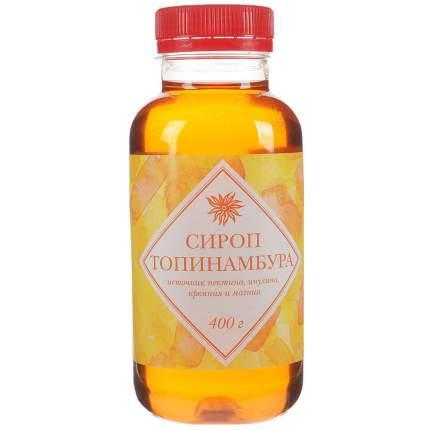 Сироп Seryogina топинамбура без лимонного сока 400 г