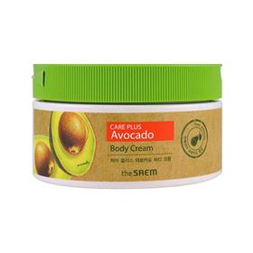 Крем для тела с экстрактом авокадо Care Plus Avocado Body Cream