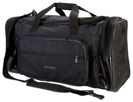 Дорожная сумка Solaris S5109 черная 52 x 26 x 28