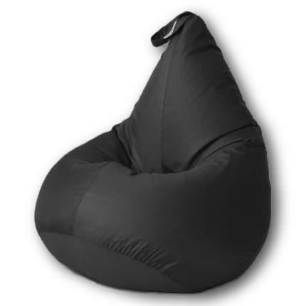 Кресло-мешок MyPuff Черный, размер XXL, оксфорд, черный