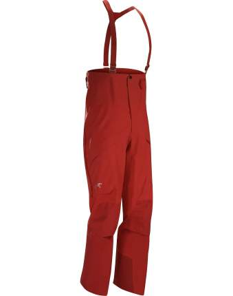 Спортивные брюки Arcteryx Rush LT, red beach, M INT