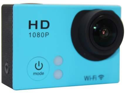 Экшн камера Ginzzu FX120GL Blue