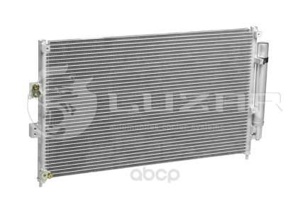 Радиатор кондиционера Luzar для Honda Civic 1.3hybrid, 1.6, 1.8 2005- LRAC23RH