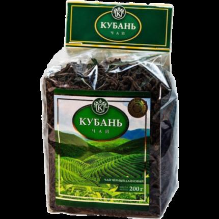 Чай черный Азерчай листовой Кубань 200 г