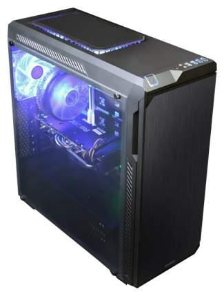 Компьютерный корпус Zalman Z9 Plus NEO без БП black/transparent