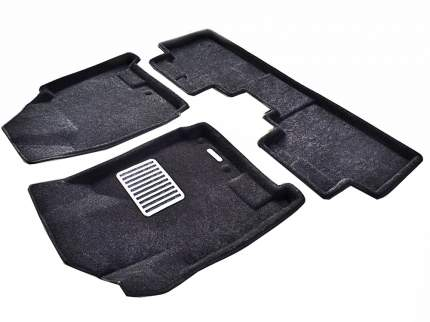 Комплект ковриков в салон автомобиля для Peugeot Euromat Original Lux (em3d-003908)
