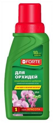 Удобрение Bona Forte для орхидей серия Красота, 285 мл