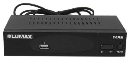 DVB-T2 приставка Lumax 3208 HD black