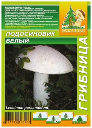 Мицелий грибов Грибница субстрат микоризный Подосиновик Белый, 1 л Симбиоз