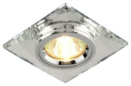 Встраиваемый точечный светильник Elektrostandard 8470 MR16 SL Зеркальный/Серебро a030535