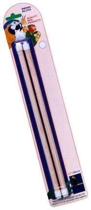 Жердочки деревянные для птиц Penn Plax (28х1 см)