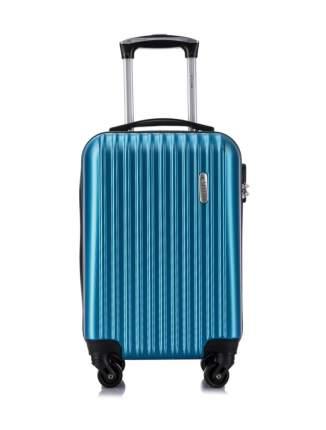 Чемодан L'Case Krabi Blue S