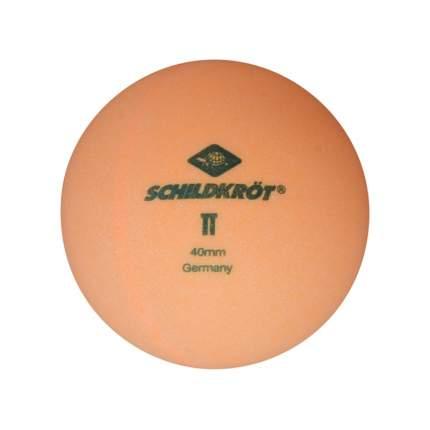 Мячи для настольного тенниса Donic 2T-Club оранжевые, 6 шт.