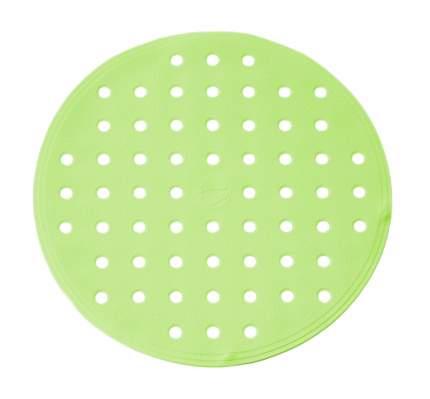 Коврик противоскользящий Action зеленый, Ø 53 см, Aqm