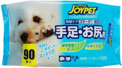 Салфетки для чистки лап Japan Premium Pet коробка