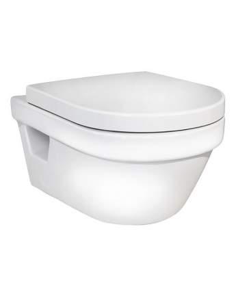 Подвесной унитаз Gustavsberg Hygienic Flush 5G84HR01 белый