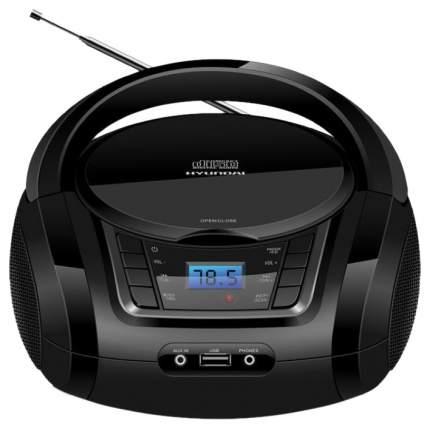 Магнитола Hyundai H-PCD320 Черный