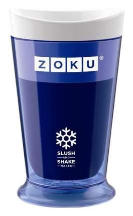 Форма для холодных десертов Zoku Slush & Shake Maker Синий