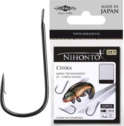 Крючки Mikado Nihonto Chika №17 BN