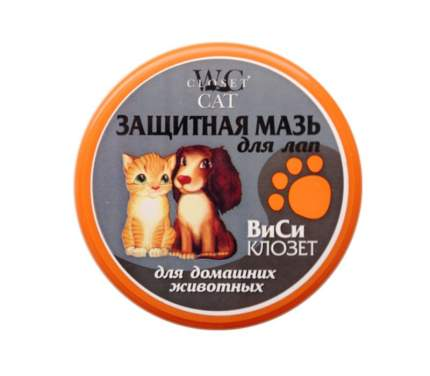 Мазь WC Closet для кошек и собак, 100 мл