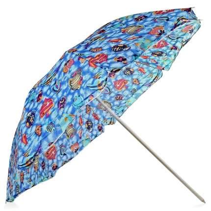 Зонт пляжный GREENHOUSE UM-T190-5/240, 220х240см