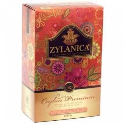 Чай черный листовой Zylanica ceylon premium collection OPА 100 г