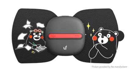 Портативный массажер Xiaomi LeFan Magic Massage Black (LR-H006)