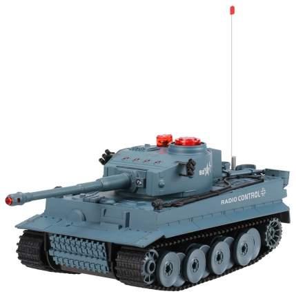 Радиоуправляемый танк Huan QI на аккумуляторе, свет, звук 518