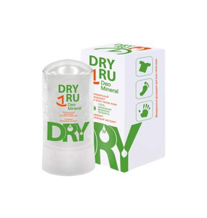 Дезодорант DRY RU Deo Mineral