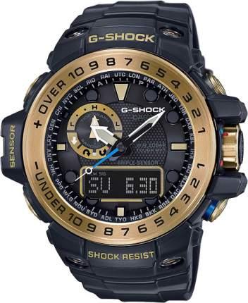 Японские наручные часы Casio G-Shock GWN-1000GB-1A с хронографом