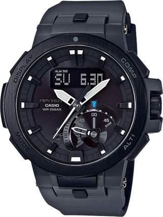 Наручные часы кварцевые мужские Casio Pro Trek PRW-7000-8E