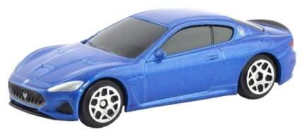 Машина металлическая RMZ City 1:64 Maserati GranTurismo MC 2018 синий 344993S-BLU