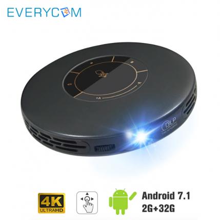 Мини проектор  Everycom D017