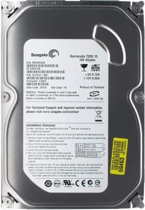 Внутренний жесткий диск Seagate Barracuda 160Gb (ST3160215A)