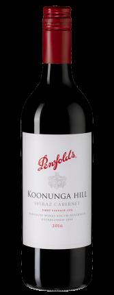 Вино Koonunga Hill Shiraz Cabernet, Penfolds, 2016 г.