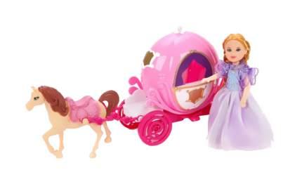 Транспорт для кукол Наша Игрушка Розовая мечта SS031A