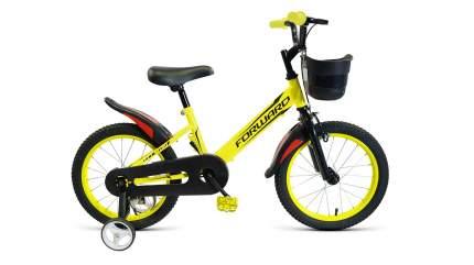 Велосипед Forward Nitro 16 2019 желтый