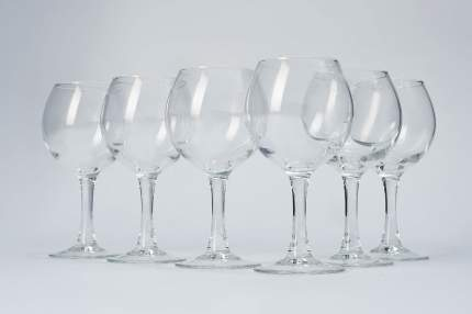 Набор фужеров Luminarc french brasserie для красного вина 6шт