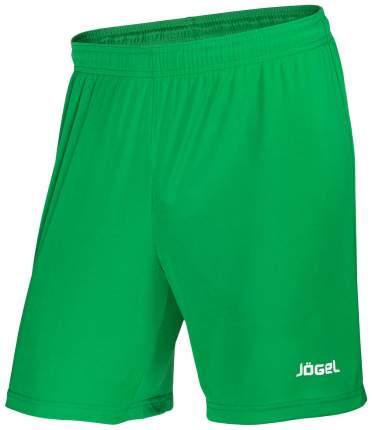 Шорты футбольные детские Jogel зеленые JFS-1110-031 YM