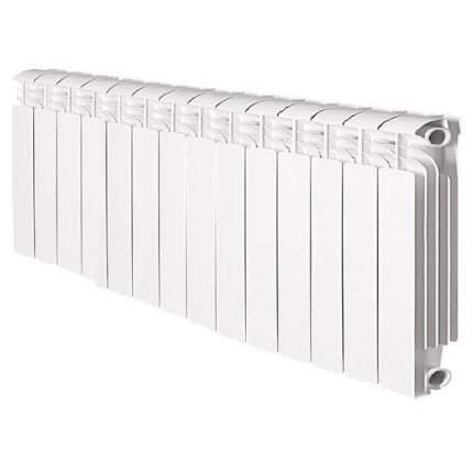 Радиатор алюминиевый Global 582x1120 Iseo 500 14