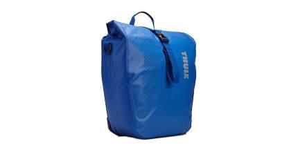 Велосипедная сумка Thule Pack'n Pedal Shield Pannier Big Cobalt 24 л