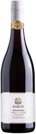 Вино Babich Wines Pinot Noir Marlborough 2017