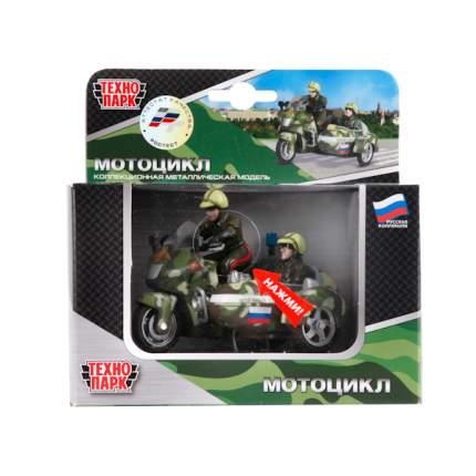 Мотоцикл Технопарк Военные силы