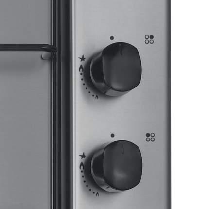 Встраиваемая варочная панель газовая Candy CLG 64SPX Silver