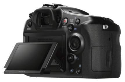 Фотоаппарат цифровой зеркальный Sony Alpha A68 Kit 18-55 (ILCA-68K/BQ) Black