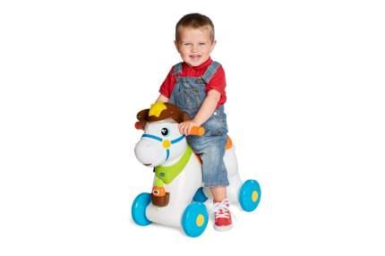 Каталка детская Chicco Лошадка Baby Rodeo 63259