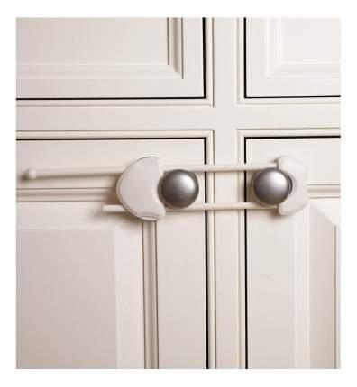 Защитный замок для створчатых дверей (new)
