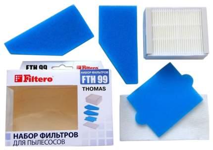 Фильтр для пылесоса Filtero FTH 99 TMS