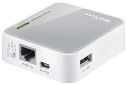 Точка доступа Wi-Fi TP-LINK TL-MR3020 Белый