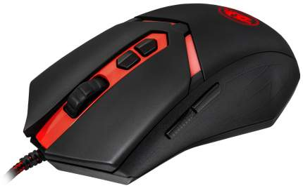 Игровая мышь Defender Redragon Nemeanlion Red/Black (70437)